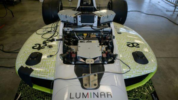 150 mph without a driver: Indy autonomous cars gear up for race