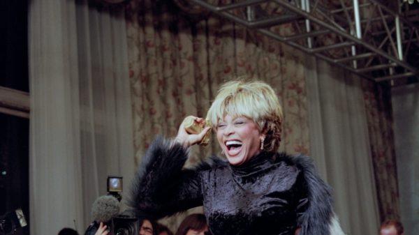 Tina Turner sells music rights to BMG