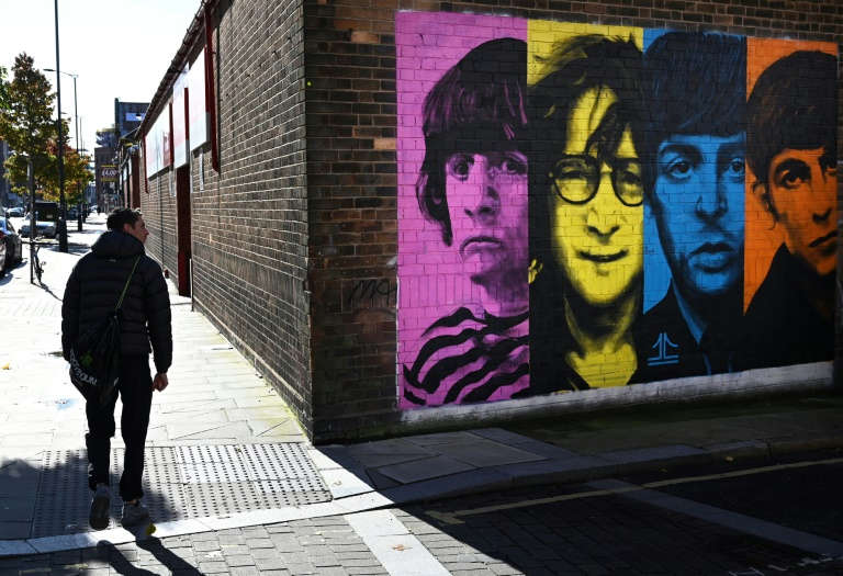 The Beatles are back with a happier ending