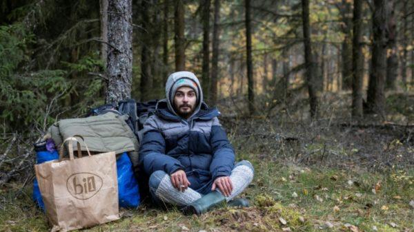 Trapped in 'cruel' forest, migrant regrets Belarus-EU crossing