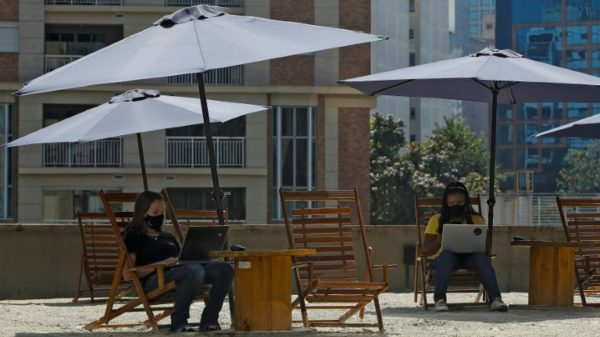'Beach' coworking spaces the new craze in Sao Paulo