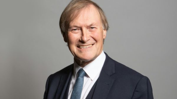 UK Conservative MP stabbed to death
