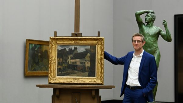 Berlin museum returns, then buys back Nazi-looted Pissarro