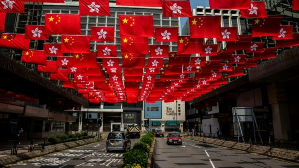 Hong Konger convicted on secession charge in security trial