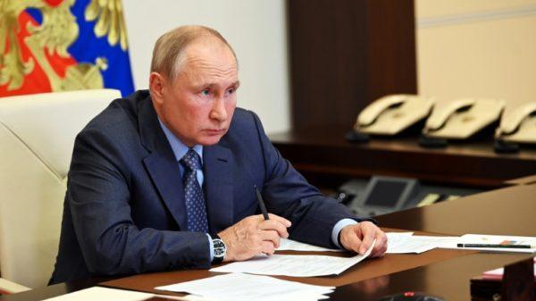 Putin will not attend COP 26 climate summit: Kremlin