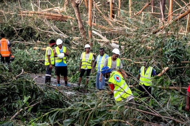 A state of natural disaster has been declared for 30 days in Fiji as emergency services scramble to ...