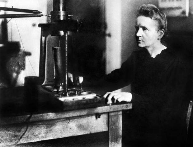 Marie Curie  the first woman to win a Nobel science prize  and the only person to win one in two dif...