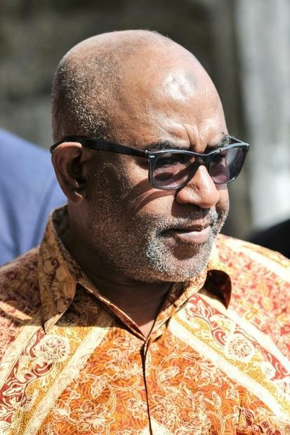 President Assoumani won a July referendum allowing him to scrap the rotation of the presidency