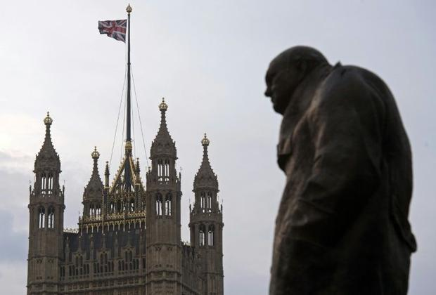 'We must build a kind of United States of Europe ' said Winston Churchill in 1946
