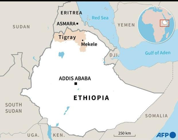 The United Nations and aid agencies have been unable to access the region since the start of fightin...