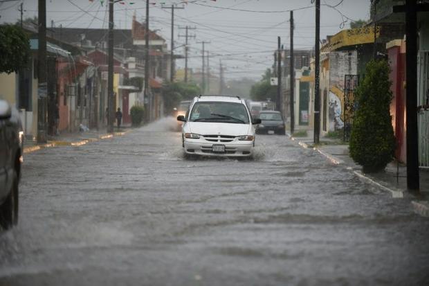 North America: Hurricane Willa made landfall on October 23  2018