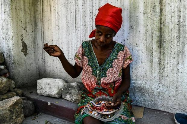 Many people in Haiti depend on Carnival to make ends meet