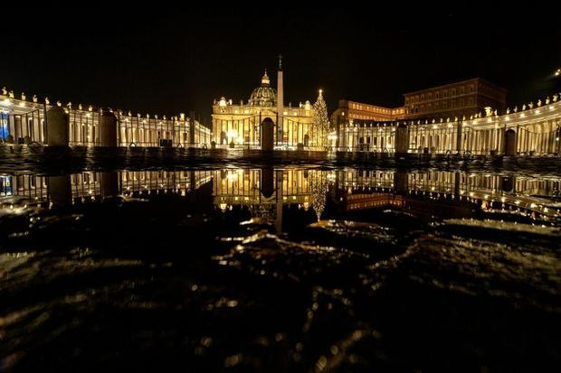 Galantino says it is hard to put a value on the Vatican's Italian holdings  not least because b...