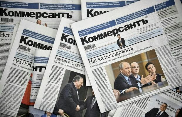 Safronov was forced to resign from Kommersant in May last year  prompting the resignation of the new...