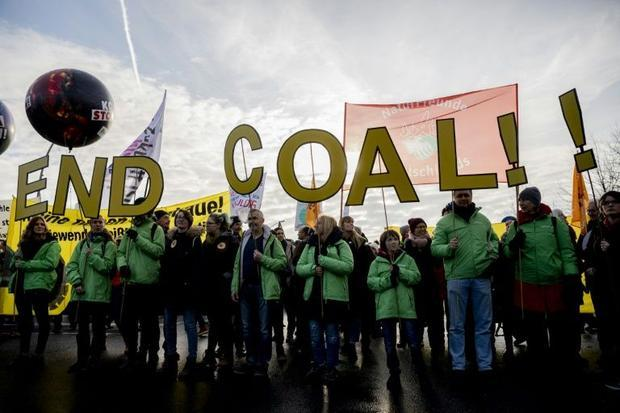 Many Germans have been pushing for an end to coal  which accounts for nearly 40 percent of the count...