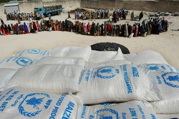 Word Food Programme supplies have proven vital for people in countries like Somalia in recent years