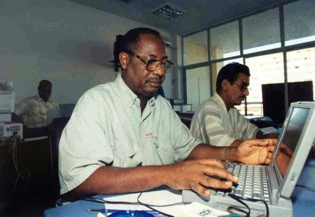 Murdered journalist Deyda Hydara was revered among journalists in Gambia