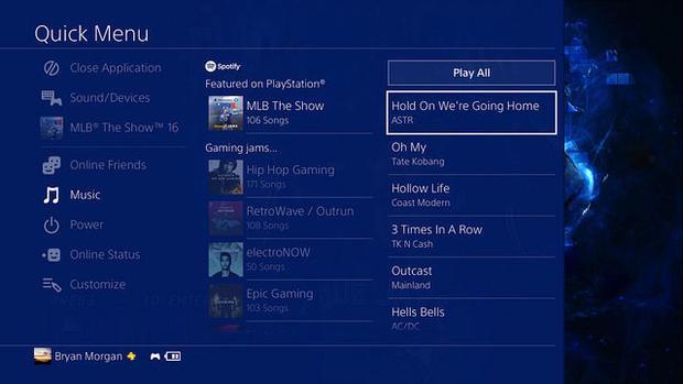 Images of PS4 Software Update v4.00