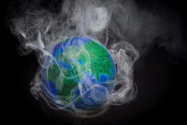 Time is running out on mankind's ability to keep global warming below two degrees Celsius  scie...