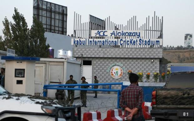 Cricket was banned in Afghanistan during the Taliban's 1996-2001 rule but the sport has seen a ...