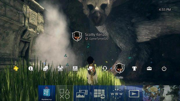 PlayStation 4 System Software Update 4.50 images