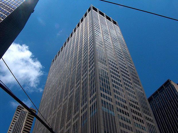 New York City skyscraper