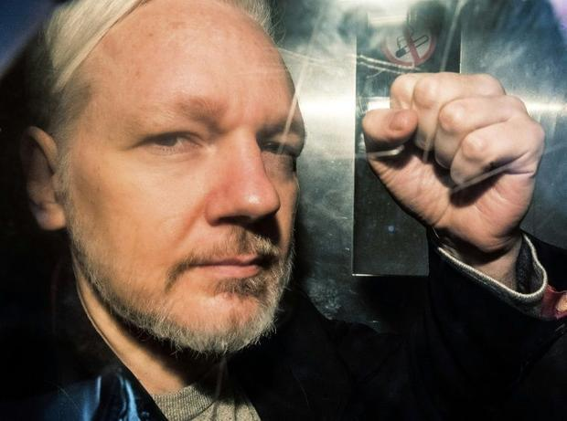 WikiLeaks founder Julian Assange was in May sentenced to 50 weeks in prison for breaching his bail c...