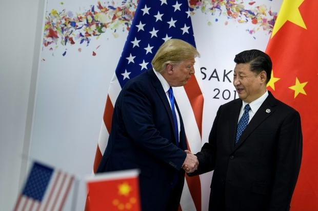 US President Donald Trump and China's President Xi Jinping agreed at the G20 in Japan to cease ...