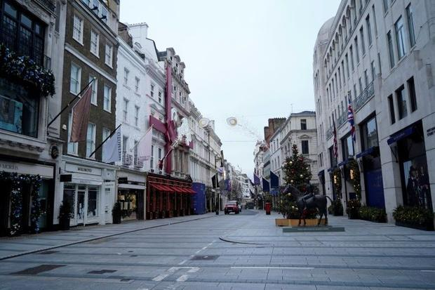 In London  the Vatican has 27 properties -- among them addresses in New Bond Street
