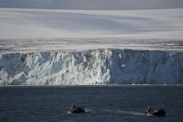 Antarctica is one of the world's fastest-warming regions