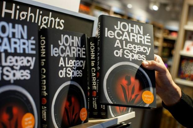 Unhappiness runs deep in le Carre's work  which numbers 25 novels over more than six decades --...