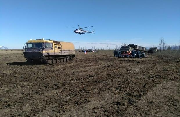 A national-level state of emergency was announced after 21 000 tonnes of diesel fuel spilled from a ...