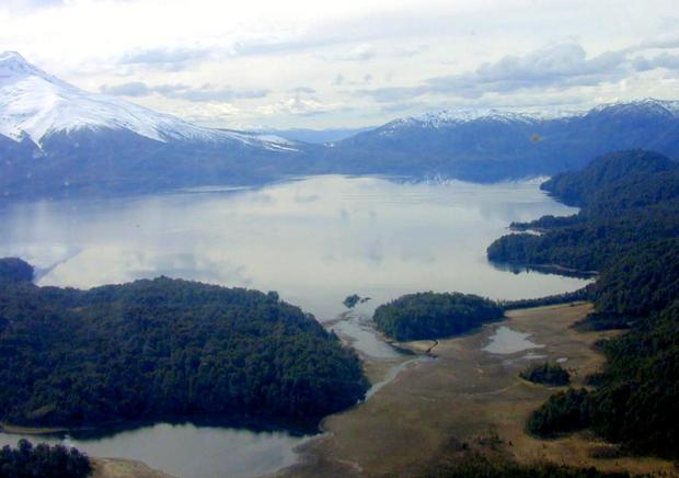 Fresh water in rivers and lakes in the far south of Chile (Patagonia region) have been studied and f...