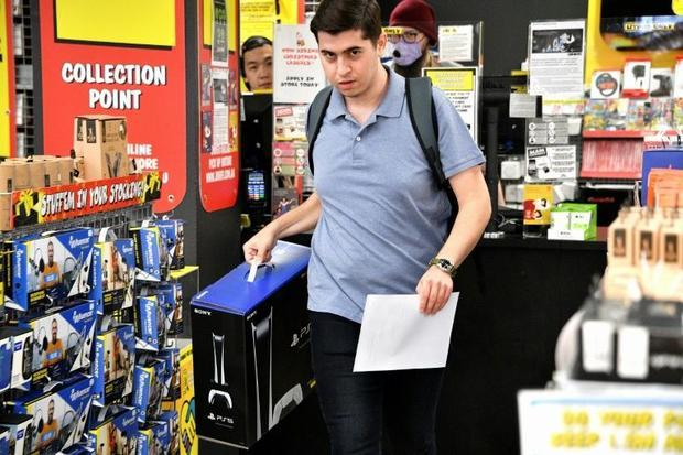 The consoles go on sale with the pandemic creating a massive spike in demand for gaming from people ...