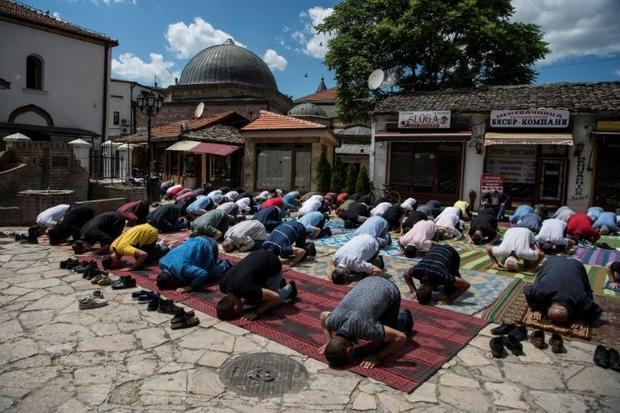 A weekend curfew was shortened during Ramadan