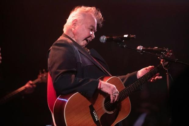 Singer John Prine  recipient of the 2020 Recording Academy's Lifetime Achievement Award  perfor...