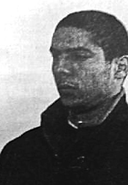 Mehdi Nemmouche  seen here aged 20  appears to have turned from a deeply-troubled youth into a harde...