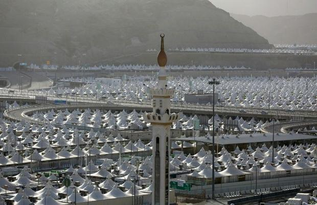 Some 2.5 million made the hajj pilgrimage laste year in Saudi Arabia but this year the number will b...