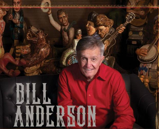 Bill Anderson releases  The Hits Re-Imagined