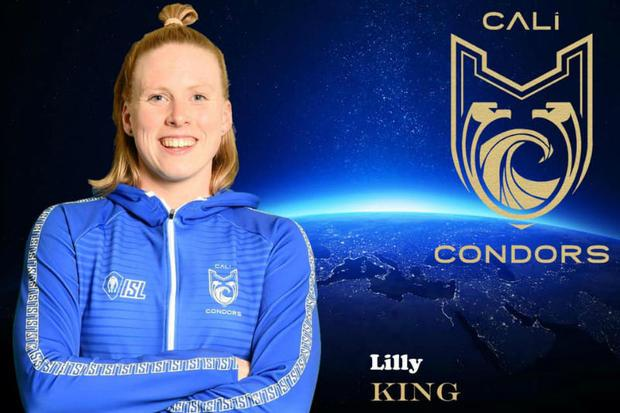 Lilly King of the Cali Condors