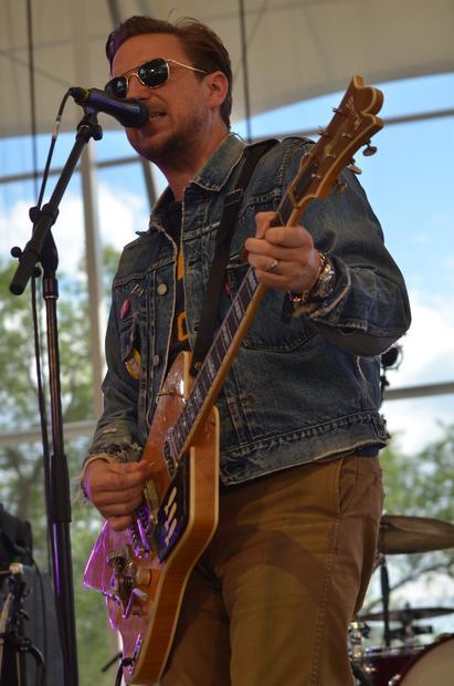 J.D. McPherson. Interstellar Rodeo 2017  Edmonton.