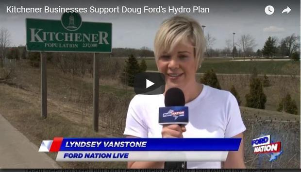 It is easy to see why people could be confused when looking at the Ford Nation video.