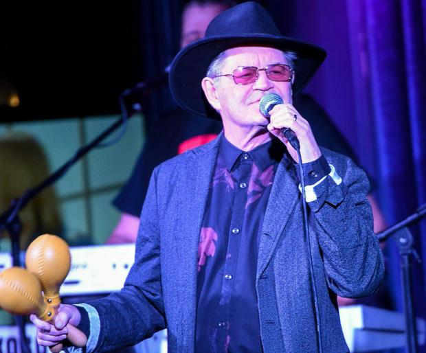 Micky Dolenz of The Monkees performing at My Father s Place in Roslyn