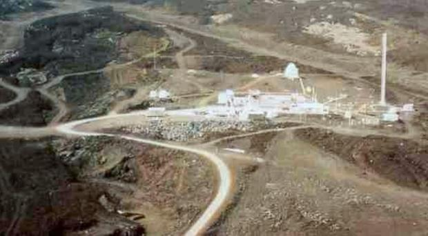 The Mauna Loa Observatory is located two miles north of the summit  at 11 135 ft elevation. It is ru...
