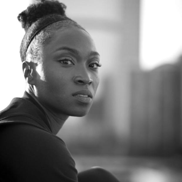 Olympic gold medalist Tianna Bartoletta