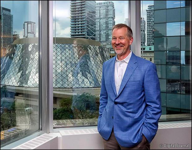 Toronto Symphony Orchestra CEO Matthew Loden wants to reach out into the community to inspire and de...