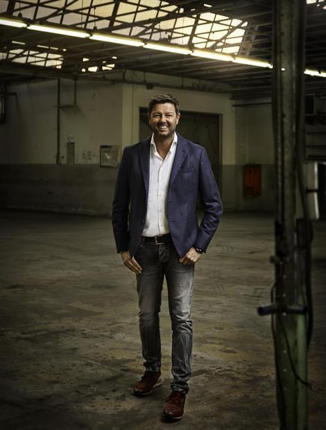 Armada CEO Maykel Piron