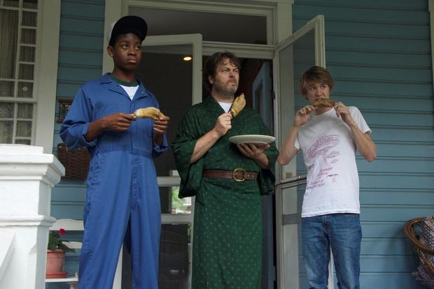 A scene from 'Me and Earl and the Dying Girl'