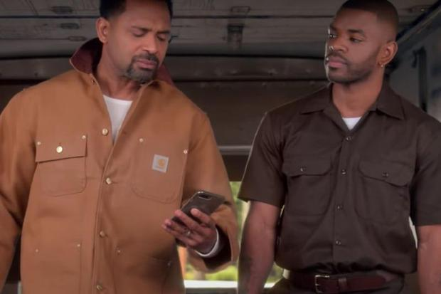 Mike Epps and Jermelle Simon
