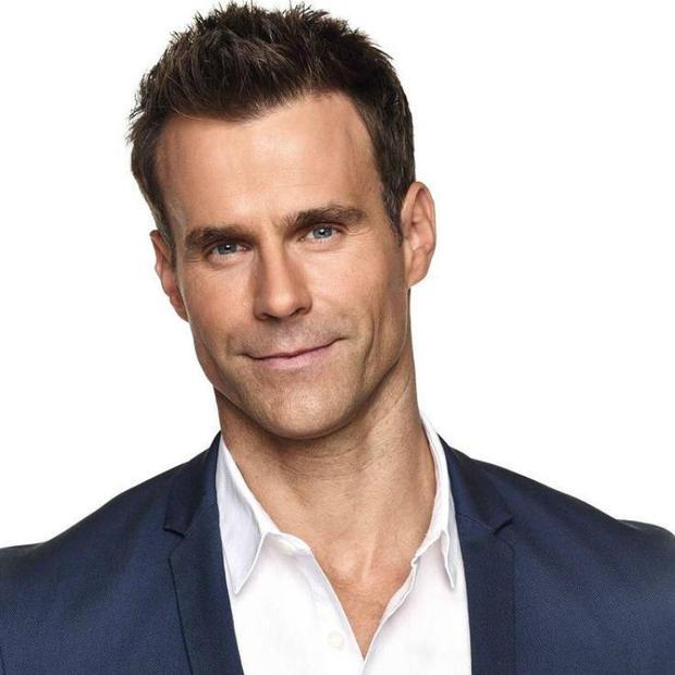 Actor and TV host Cameron Mathison